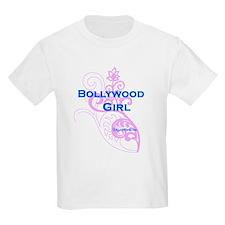 Bollywood Girl! - pink T-Shirt