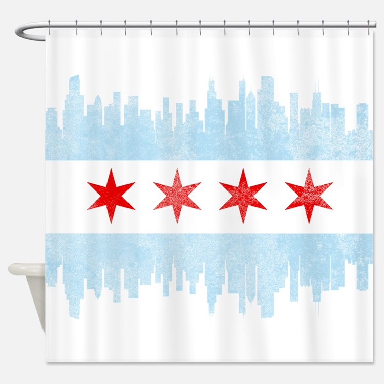 Bathroom Accessories Chicago white sox chicago flag bathroom accessories & decor - cafepress