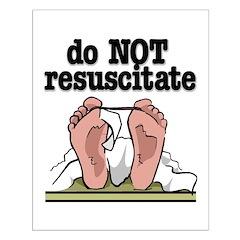 RESUSCITATE Posters
