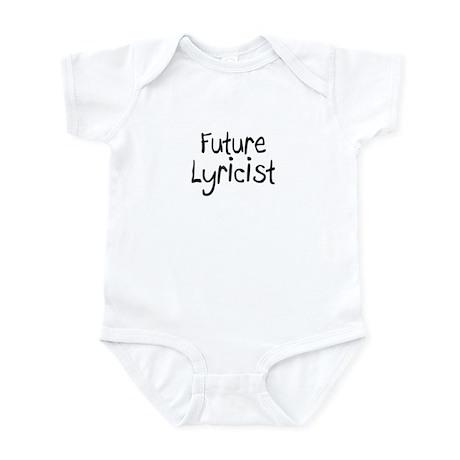 Future Lyricist Infant Bodysuit