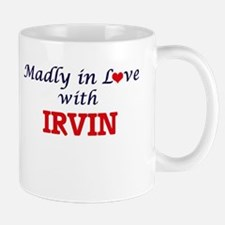 Madly in love with Irvin Mugs