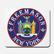 New York Masons Mousepad