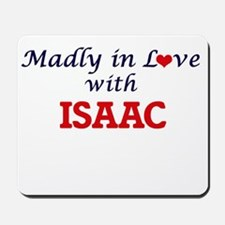 Madly in love with Isaac Mousepad