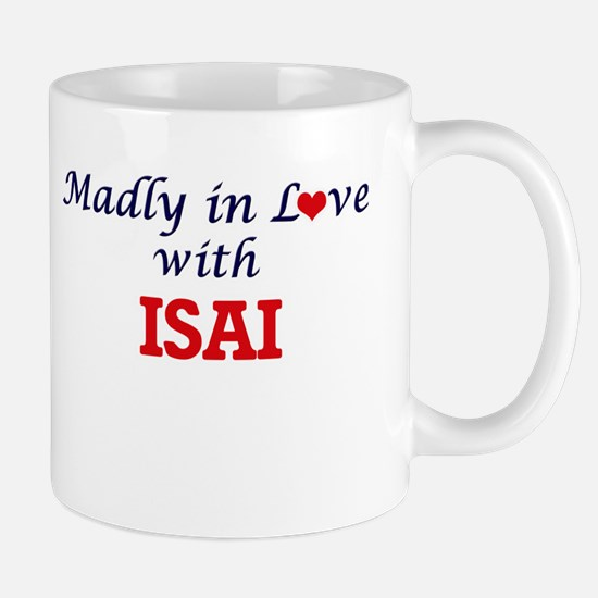 Madly in love with Isai Mugs