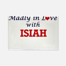 Madly in love with Isiah Magnets