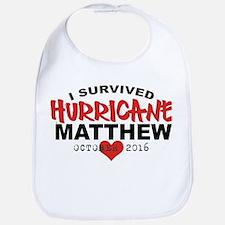 Hurricane Matthew Survivor October 2016 Bib