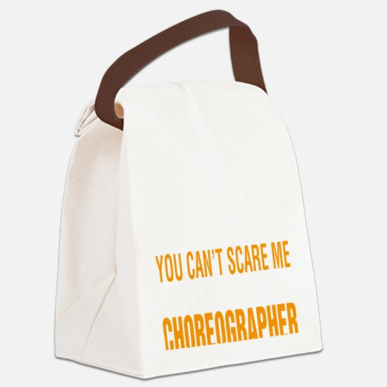 Funny Choreographer Canvas Lunch Bag