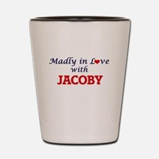 Madly in love with Jacoby Shot Glass