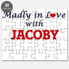 Madly in love with Jacoby Puzzle
