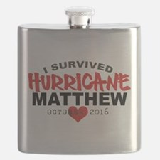 Hurricane Matthew Survivor October 2016 Flask