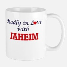 Madly in love with Jaheim Mugs