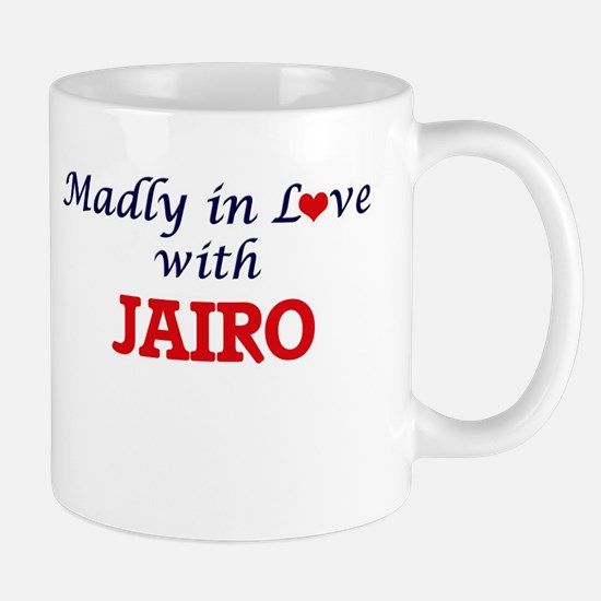 Madly in love with Jairo Mugs