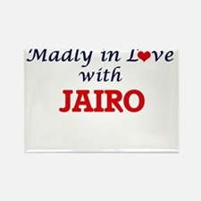 Madly in love with Jairo Magnets