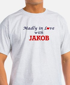 Madly in love with Jakob T-Shirt