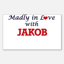 Madly in love with Jakob Decal