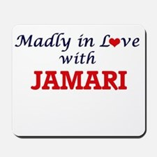 Madly in love with Jamari Mousepad
