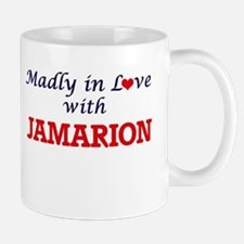 Madly in love with Jamarion Mugs
