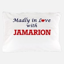 Madly in love with Jamarion Pillow Case