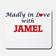 Madly in love with Jamel Mousepad