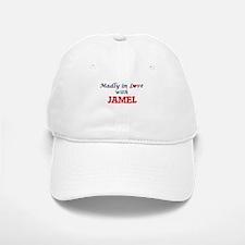 Madly in love with Jamel Baseball Baseball Cap