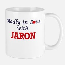 Madly in love with Jaron Mugs