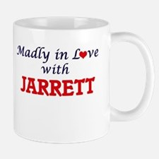 Madly in love with Jarrett Mugs