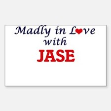 Madly in love with Jase Decal