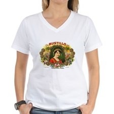 Bustillo Tampa Vintage Cigar  Shirt