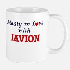 Madly in love with Javion Mugs