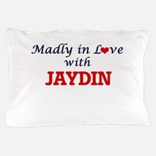 Madly in love with Jaydin Pillow Case
