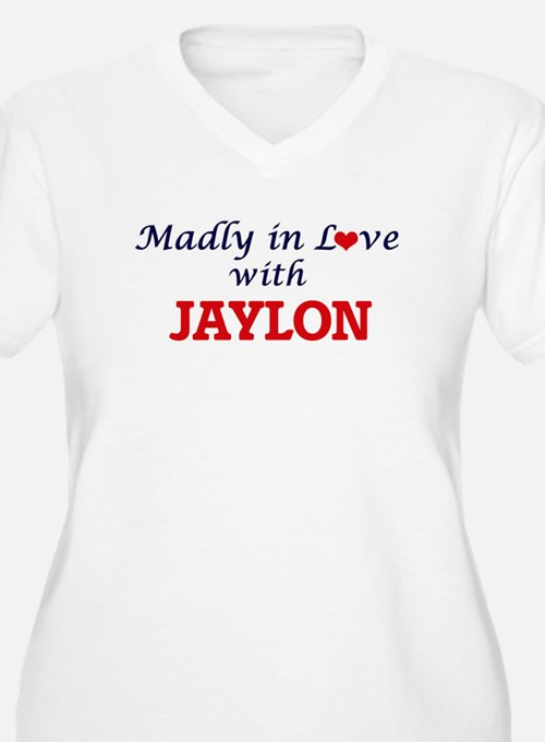 Madly in love with Jaylon Plus Size T-Shirt