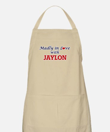Madly in love with Jaylon Apron