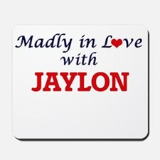 Madly in love with Jaylon Mousepad