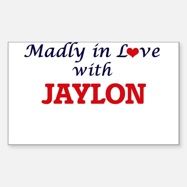 Madly in love with Jaylon Decal