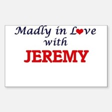 Madly in love with Jeremy Decal