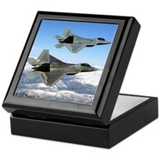 F/A-22 Raptor Keepsake Box