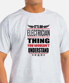 Funny Electrician Quotes T Shirts, Shirts & Tees | Custom ...