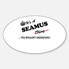 SEAMUS thing, you wouldn't understand Decal