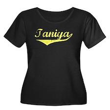 Taniya Vintage (Gold) T