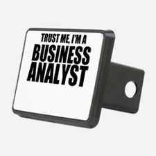 Trust Me, I'm A Business Analyst Hitch Cover