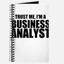 Trust Me, I'm A Business Analyst Journal