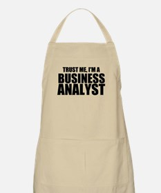 Trust Me, I'm A Business Analyst Apron