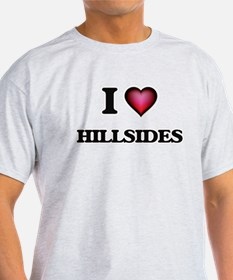 I love Hillsides T-Shirt