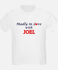 Madly in love with Joel T-Shirt
