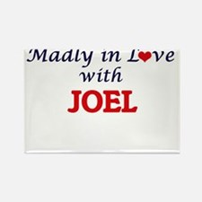 Madly in love with Joel Magnets