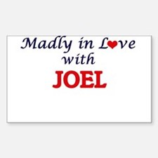 Madly in love with Joel Decal