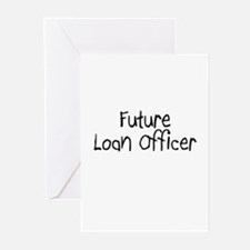 Future Loan Officer Greeting Cards (Pk of 10)