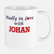 Madly in love with Johan Mugs