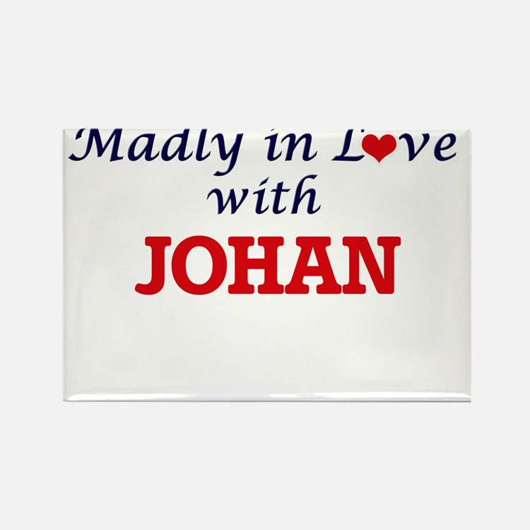 Madly in love with Johan Magnets