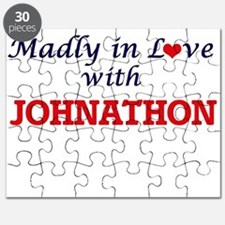Madly in love with Johnathon Puzzle